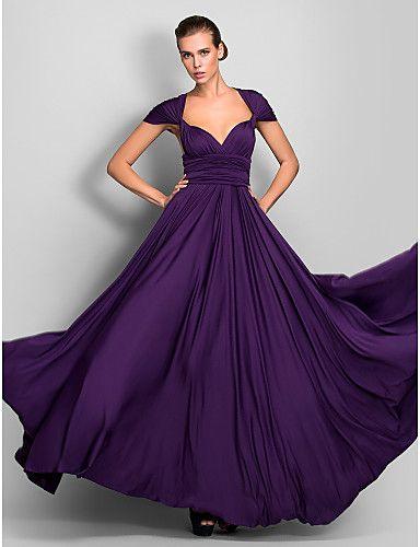 vestido de baile elegante para fiesta